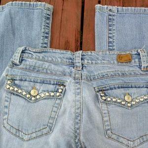 women's Refuge premium jeans size 5 light wash